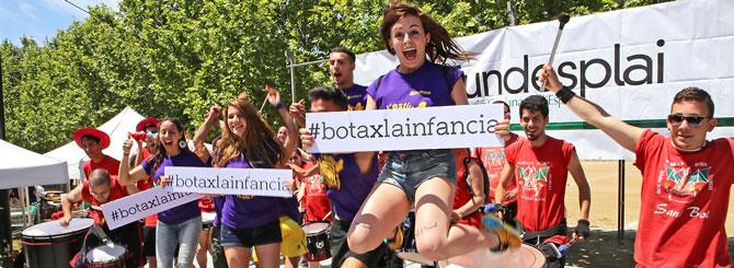 Festa Esplai #botaxlainfancia