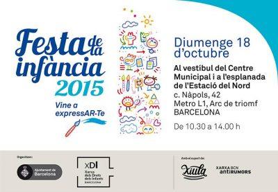 Festa de la Infància 2015