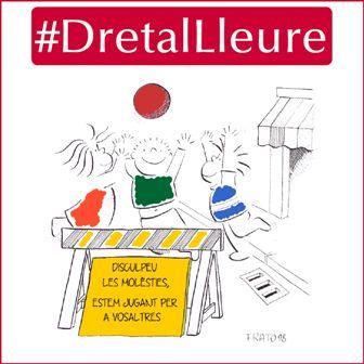 20N #DretalLleure