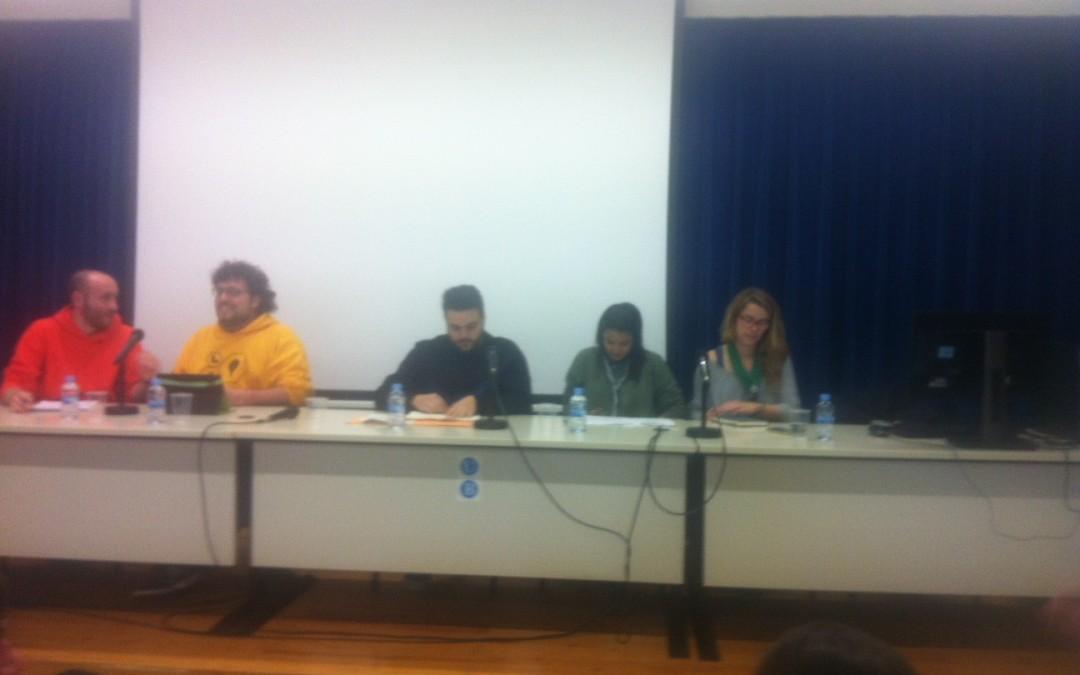 Taula Rodona a la UB amb la participació de la Federació