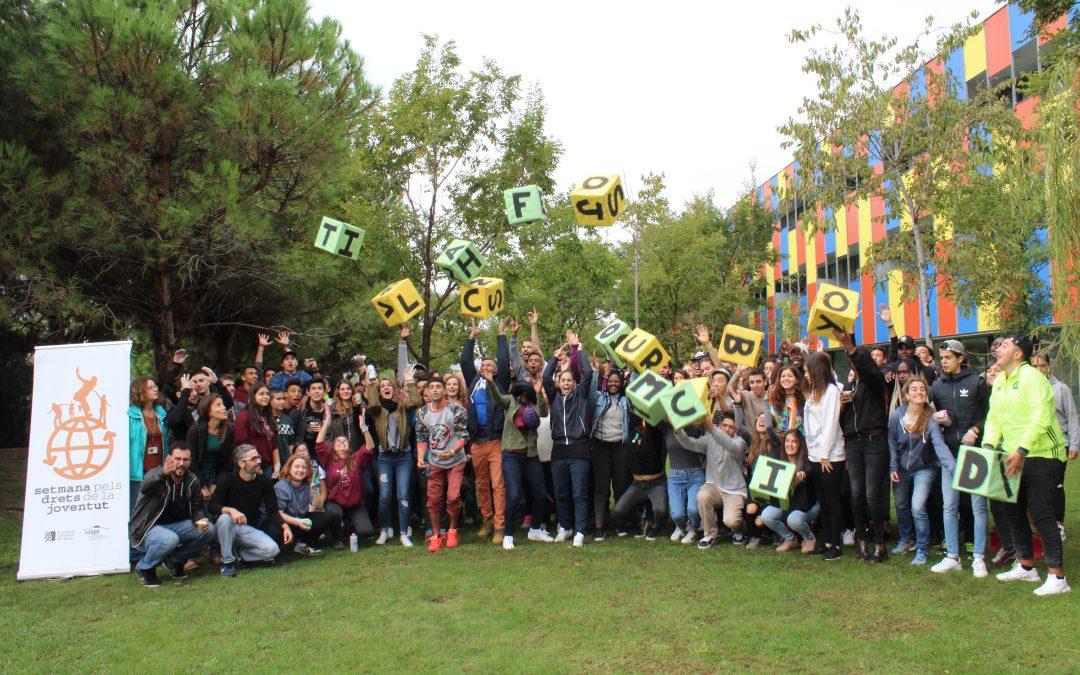 Setmana pels Drets de la Joventut 2016!