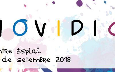 Tot a punt per #MOVIDIC18!
